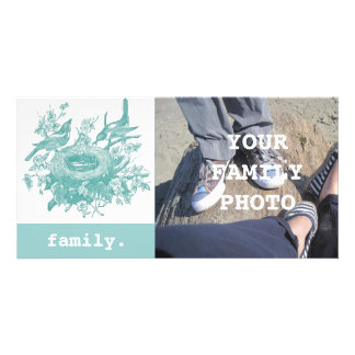 Your Family Portrait Card
