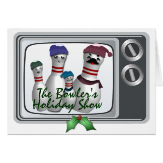 Your family's  Holiday Show Card