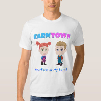 Your Farm or My Farm? Tee Shirt