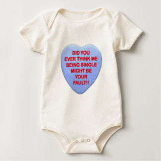 your fault baby bodysuit