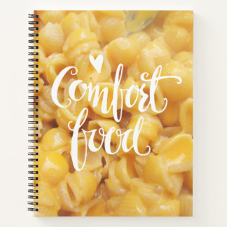 Your Favorite Comfort Food Recipes Notebook