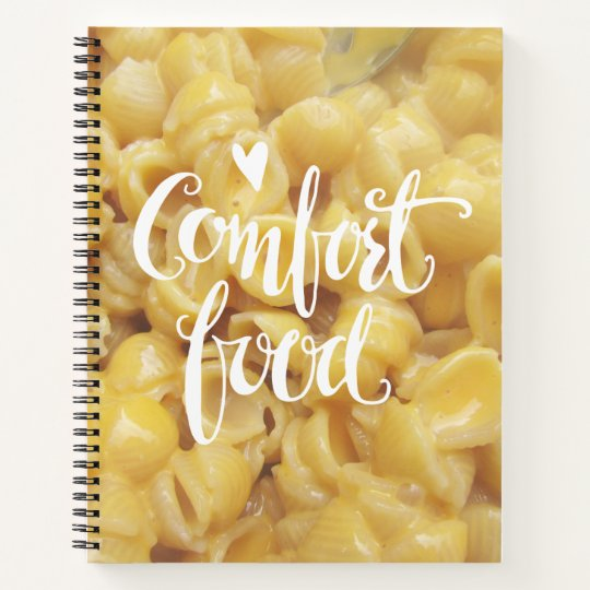 Your favorite comfort food recipes notebook zazzle your favorite comfort food recipes notebook forumfinder Image collections