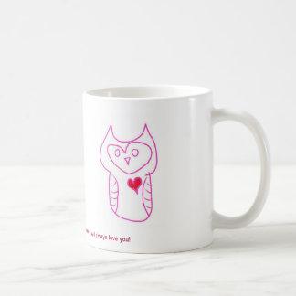 Your Favorite Little Pink Owl Mug