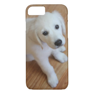 your favorite pet photo on an iPhone 7 case