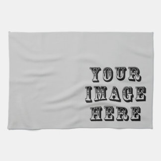 Your Flag Here on Hand Towel