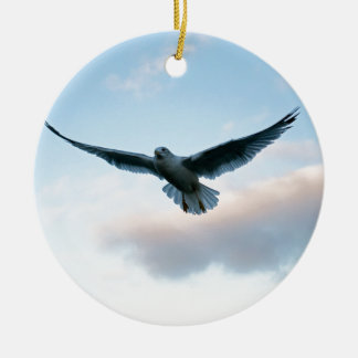 Your Free Just LIke Jonathan Livingston Ceramic Ornament