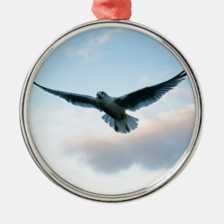 Your Free Just LIke Jonathan Livingston Metal Ornament