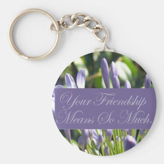 Your Friendship Keychain