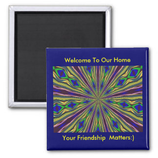 Your Friendship Matters Magnet