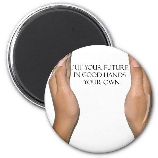 Your Future (female version) Magnet