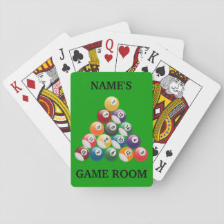 Your Game Room Playing Cards
