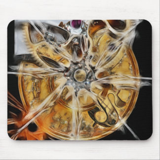 Your gift Time is money Mouse Pad