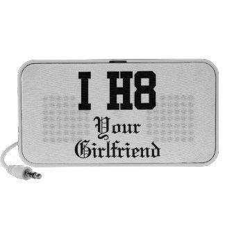 your girlfriend mini speakers