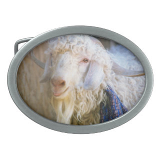 Your Goat  Photo Image Template  Belt Buckle