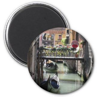 Your Gondola Awaits 2 Inch Round Magnet