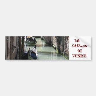 Your Gondola Awaits Bumper Sticker