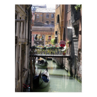 Your Gondola Awaits Postcard