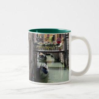 Your Gondola Awaits Two-Tone Coffee Mug
