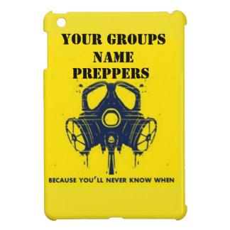 YOUR GROUPS NAME iPad MINI COVERS