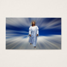 Your Guide On The Highway To Heaven Business Card at Zazzle