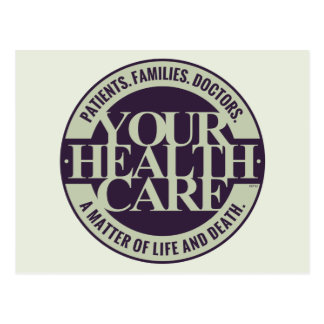 Your Health Care Post Card