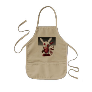 Your heart belongs to me! kids' apron
