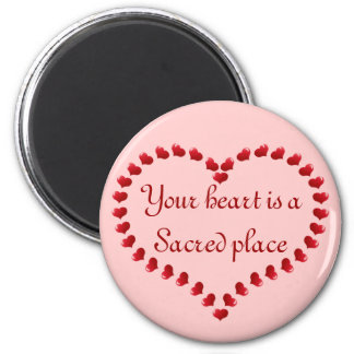 your heart is sacred magnet