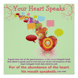 Your Heart Speaks Poster