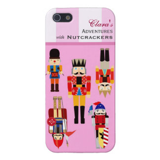 Your Holiday Adventures with Nutcrackers Soldiers Cover For iPhone SE/5/5s