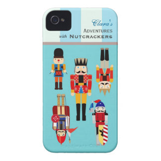 Your Holiday Adventures with Nutcrackers Soldiers iPhone 4 Cover