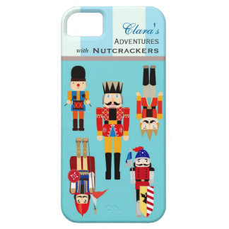 Your Holiday Adventures with Nutcrackers Soldiers iPhone SE/5/5s Case