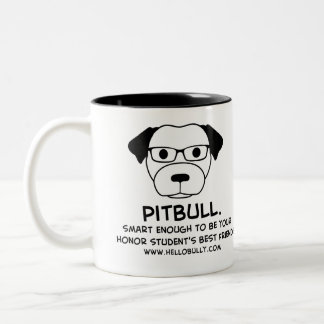 Your Honor Student's Best Friend! Two-Tone Coffee Mug