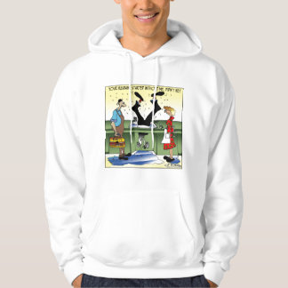 Your Husband Started Without Me Hoodie