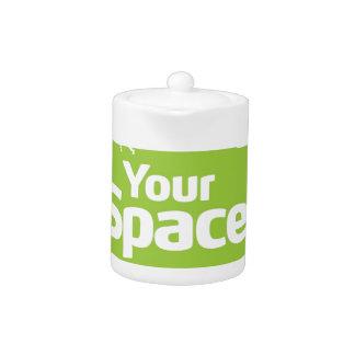 Your Image Customizable Teapot