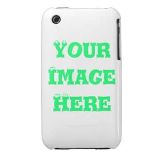 Your image Here iPhone 3 Case-Mate Case