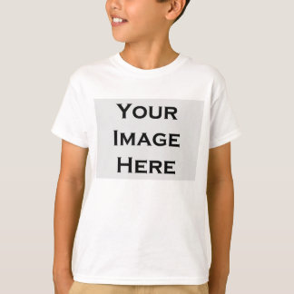 Your Image Here Custom Products T-Shirt