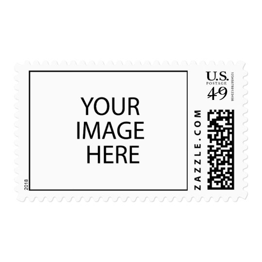 Your Image Here Custom Stamp