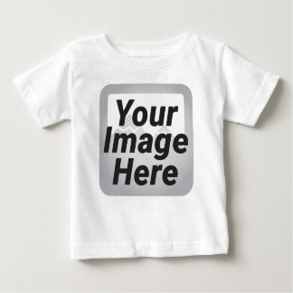 your_image_here_customized_letterhead-ree5aba2281f baby T-Shirt