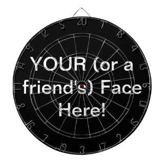 Your Image Here Dart Board