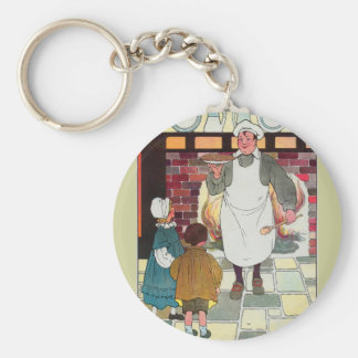 Your Image Here mother goose template Keychain