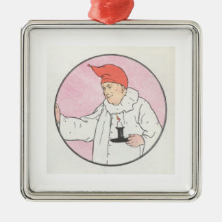 Your Image Here mother goose template Metal Ornament