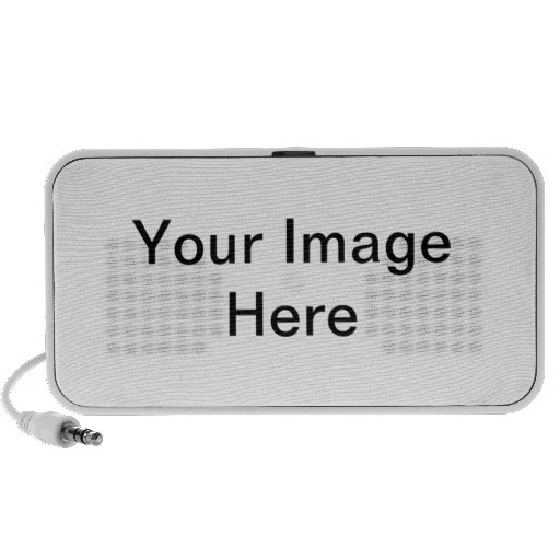 Your Image Here Pattern Speaker System