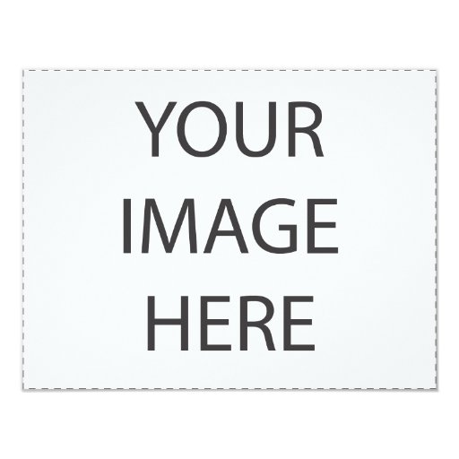 Your Image Here Personalized Announcement