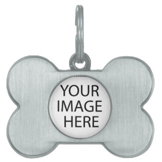 Your image here pet tag