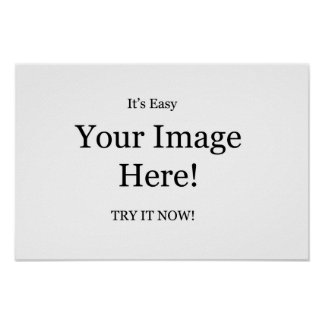 Your Image Here Poster