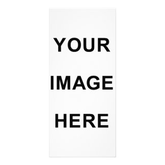 Your Image Here Rack Card