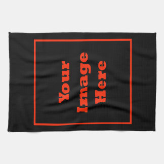 Your Image Here (Vertical) Hand Towel