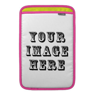 Your Image on Sleeves For MacBook Air