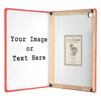 Your Image or Text Here Customize Template iPad Air Cover