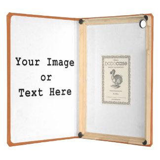 Your Image or Text Here Customize Template iPad Air Cases